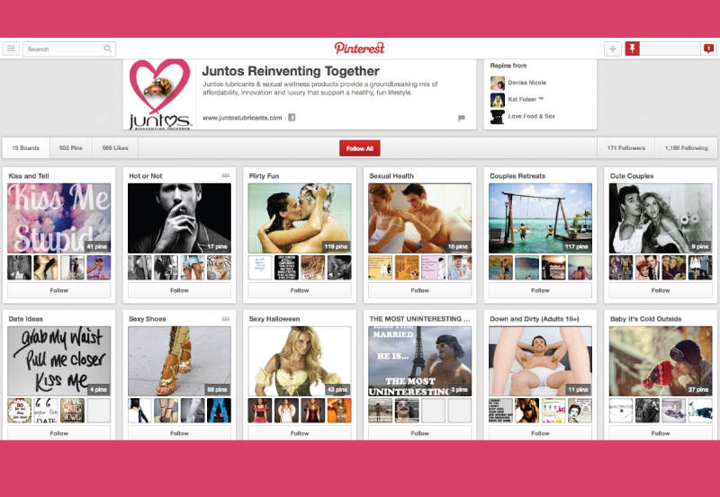 Juntos-Lubricants-Pinterest-Internet-Marketing-Social-Media-San-Diego-MySMN