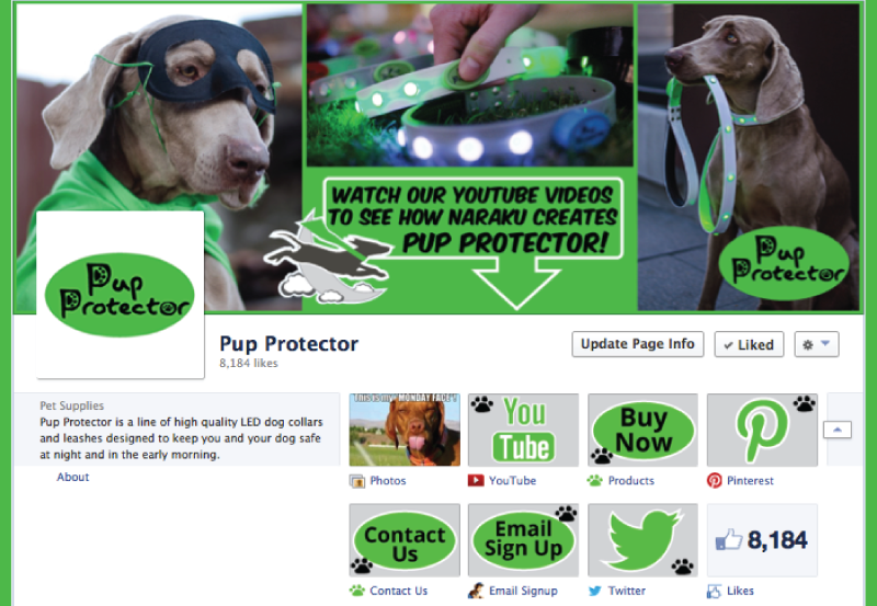Pup-Protector-Facebook-Internet-Marketing-Social-Media-San-Diego-MySMN