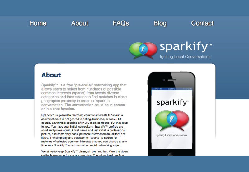 Sparkify-Website-Design-About-Internet-Marketing-Social-Media-San-Diego-MySMN