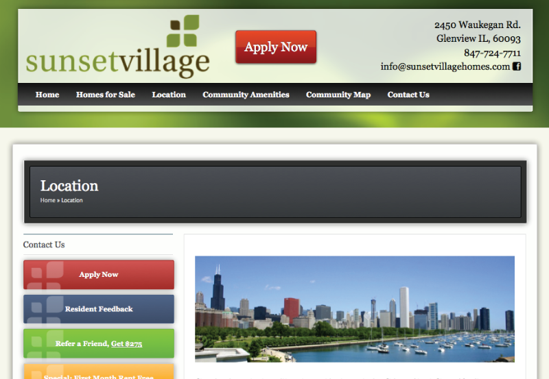 Sunset-Village-Website-Design-Location-Internet-Marketing-Social-Media-San-Diego-MySMN